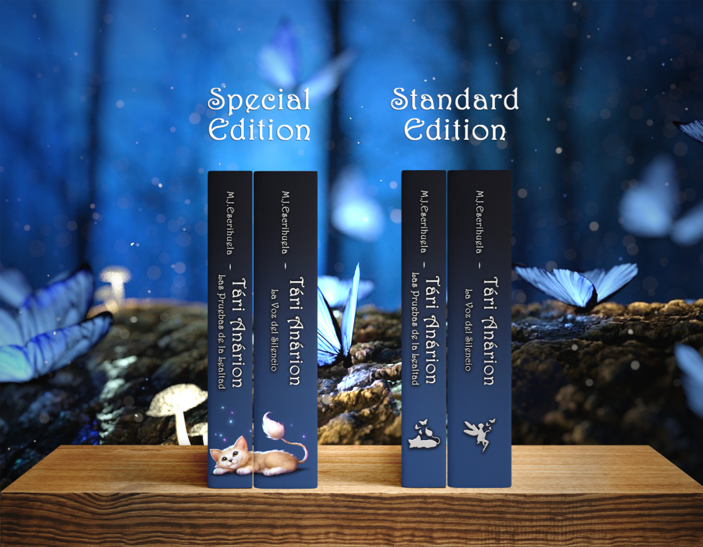Comparison between the special and the standard edition.